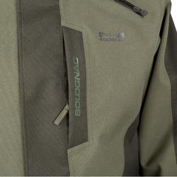 Waterdichte jagersjas Supertrack 300 groen - 42209