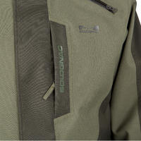 SUPERTRACK 300 WATERPROOF HUNTING JACKET - GREEN