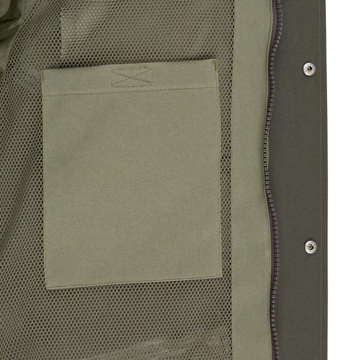 Veste chasse Supertrack 300 imperméable vert - 42210