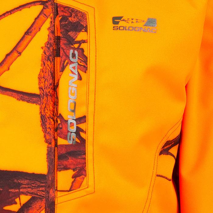 Veste chasse Supertrack 300 CAMOFLUO - 42228