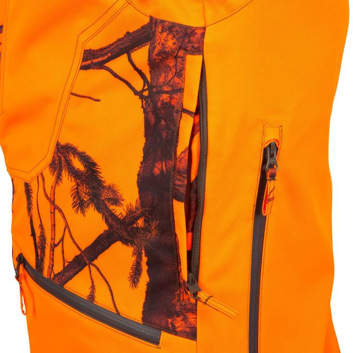 Veste chasse Supertrack 300 CAMOFLUO - 42240