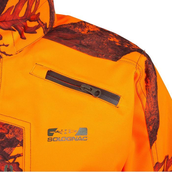 Veste chasse Supertrack 300 CAMOFLUO - 42241