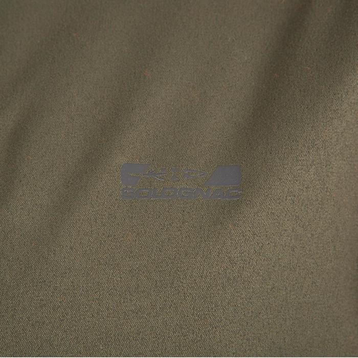 Parka chasse imperméable Sibir 500 vert - 42260