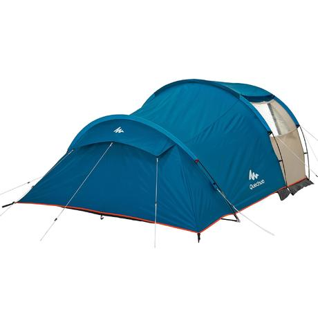 Arpenaz 4 Family camping tent   4 people   Quechua