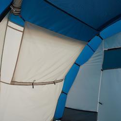 Tienda de Campaña Quechua Arpenaz 4 /4 Personas 1 Habitación Varillas