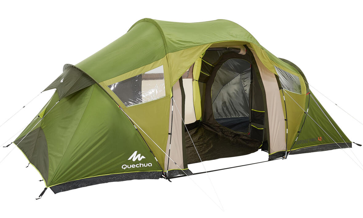 TENT WITH POLES - ARPENAZ42