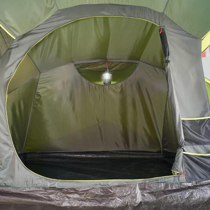 Slaapcompartiment voor Quechua-tent T4.2 XL