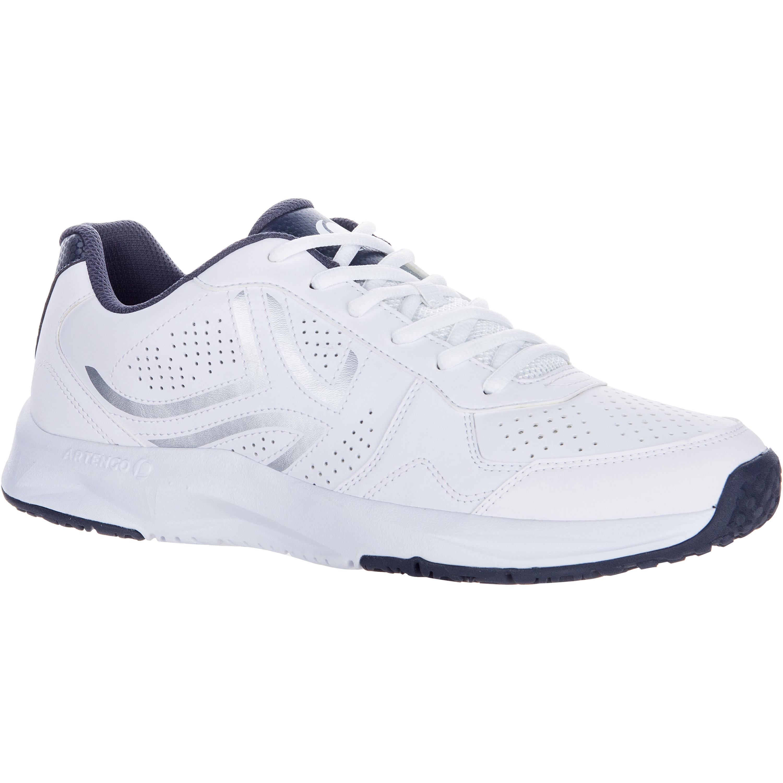 Tennisschoenen heren TS830 wit