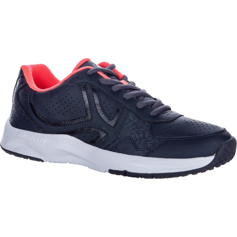 Tennisschoenen voor dames TS830 zwart