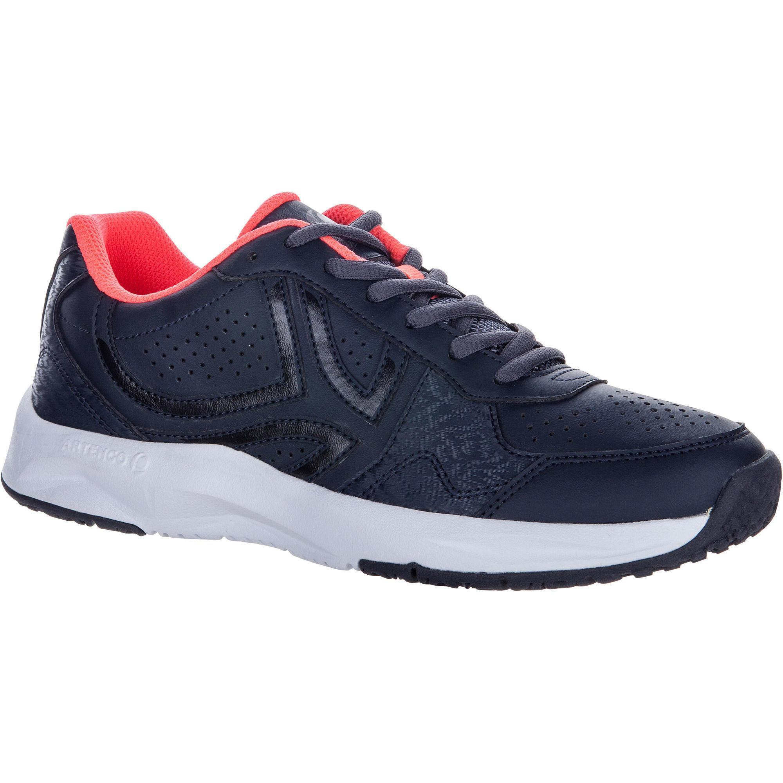 Tennisschuhe TS160 Damen schwarz | Schuhe > Sportschuhe > Tennisschuhe | Grau | Artengo