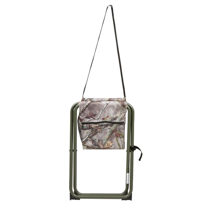 Chaise chasse pocket camouflage marron - 42317