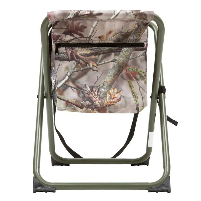 Chaise chasse pocket camouflage marron - 42319