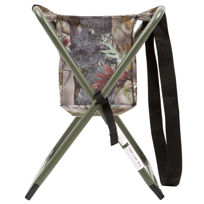 Chaise chasse pocket camouflage marron - 42320