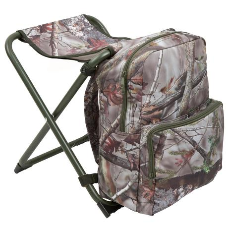 sac à dos chasse Chaise camouflage Solognac marron Eq51xR
