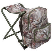 Hunting backpack chair BGP 500 - camouflage
