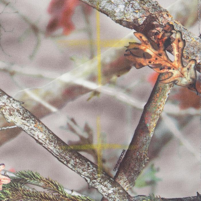 Stoel Pocket voor de jacht camouflage bruin
