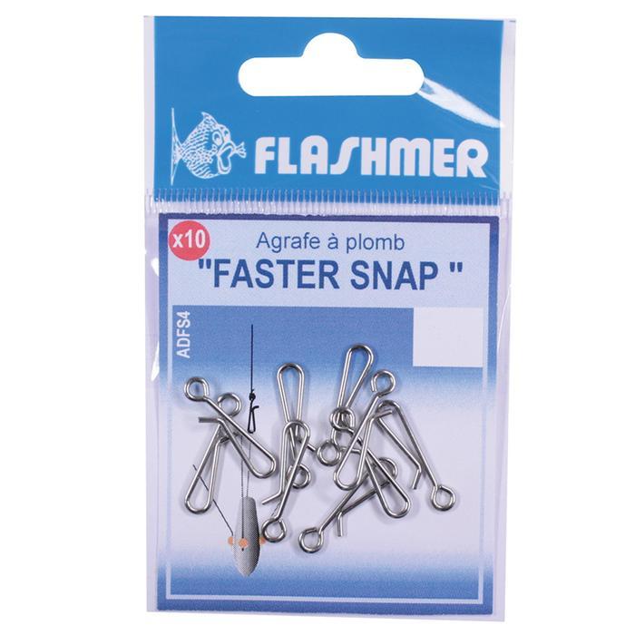 Clip Faster Snap Gr. 1 10 Stück
