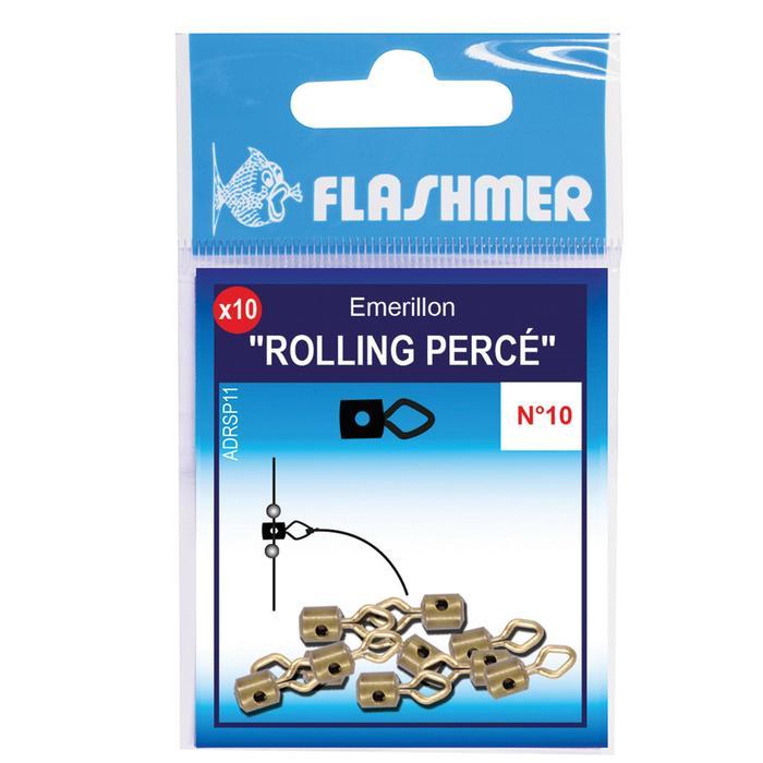 montage lijn zee rolling wartels nr.10 x 10 - 423483