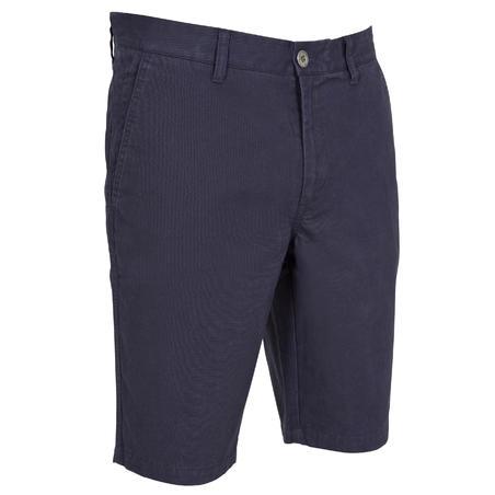 Kostalde men's cotton Bermuda shorts with sun protection factor 40+ - Navy blue