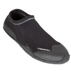 Neopreen schoenen 100 voor kajak en suppen, neopreen 1,5 mm