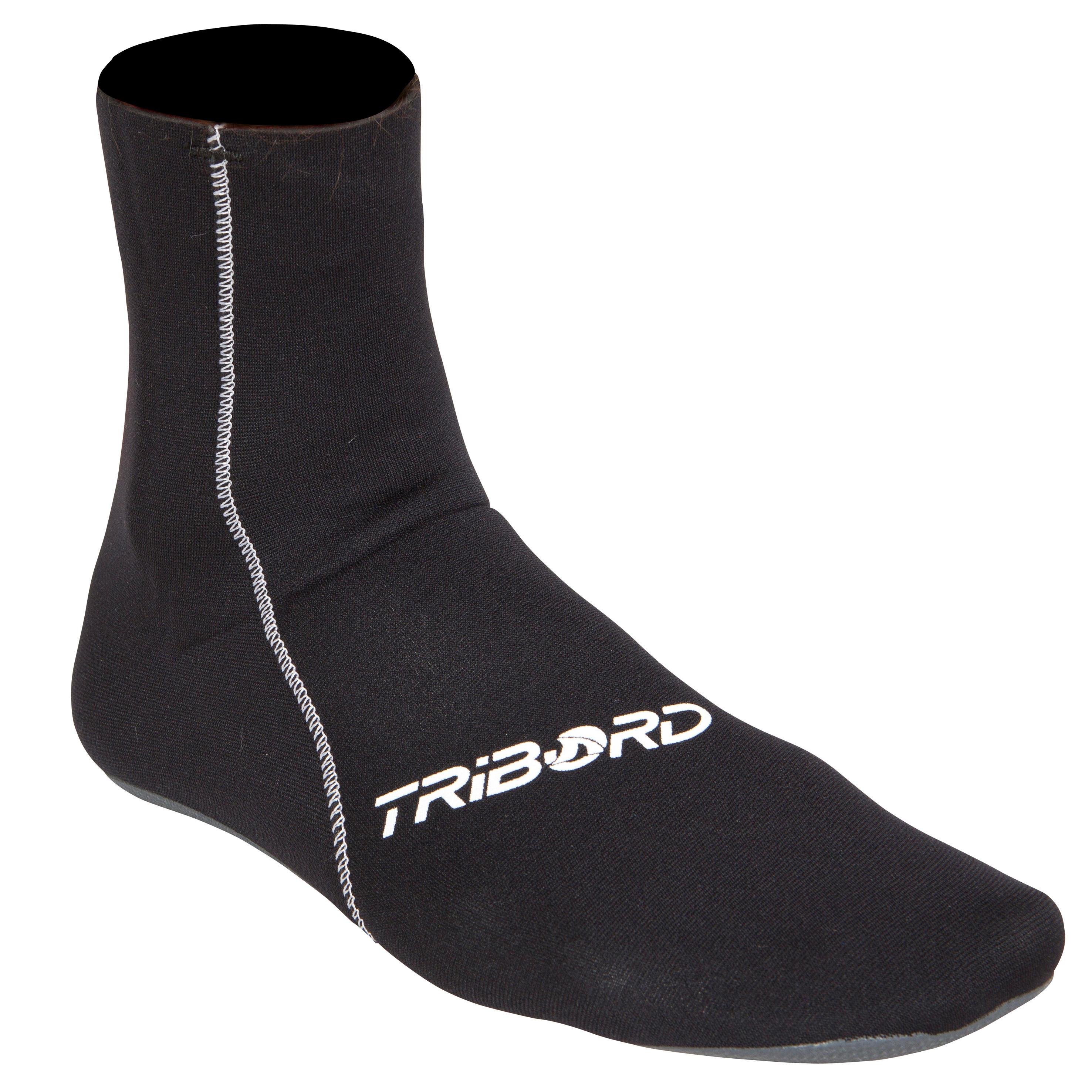 Zapatos acuáticos con suela Surf CALCETINES NEOPRENO 3 mm