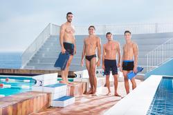 Zwemslip voor heren B-Simple - 424038