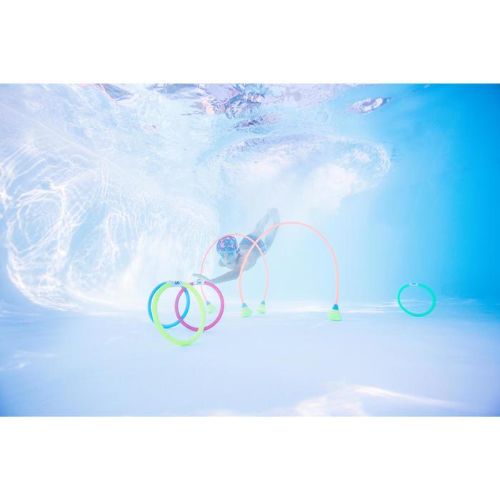 "Parcours aquatique ""AQUAWAY"" 150 cm vendus par 2"