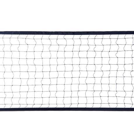 filet de badminton easy set 3m grey green artengo. Black Bedroom Furniture Sets. Home Design Ideas