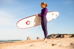 Dames surfpak 100 neopreen 2/2 mm paars - 42477