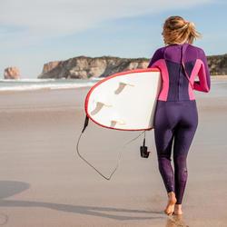 Dames surfpak 900 neopreen 3/2 mm fuchsia - 42483