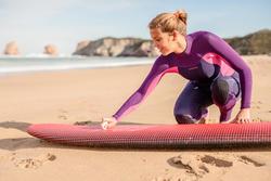 Dames surfpak 900 neopreen 3/2 mm fuchsia - 42485