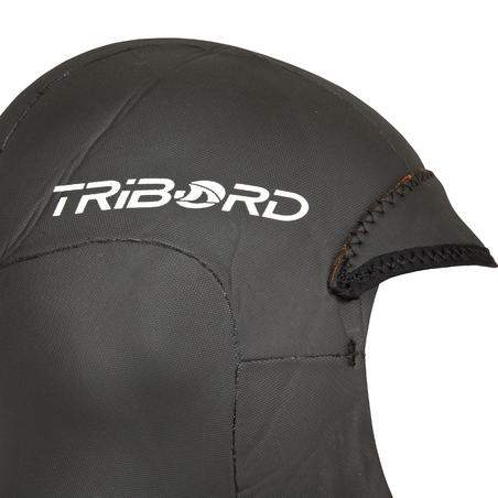 1 mm Neoprene Surfing Top with 2 mm Built-In Hood