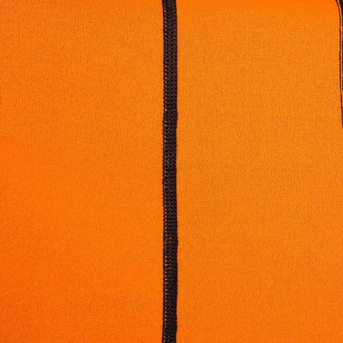 Neopreen top voor surfen heren 2 mm vaste kap