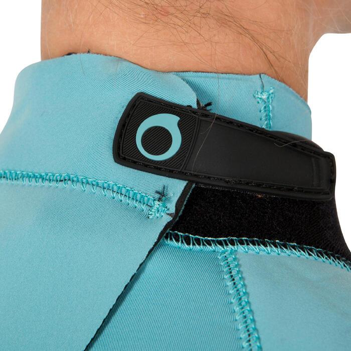 女款5/4/3 mm氯丁橡膠(neoprene)衝浪防寒衣900-灰色