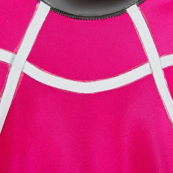Neoprenanzug Surfen 900 3/2mm Damen pink