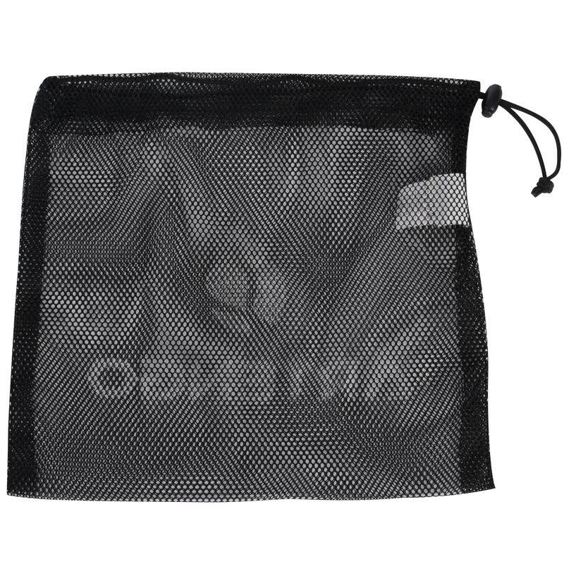 กระเป๋าใส่ลูกเทนนิส 10 ลูก (สีดำ)