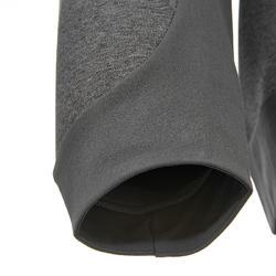 Warme stretch damessweater voor trekking Forclaz 900 gemêleerd - 42577