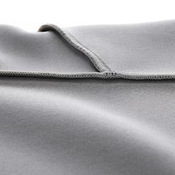 Warme stretch damessweater voor trekking Forclaz 900 gemêleerd - 42585