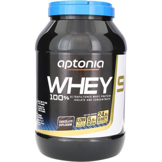 Eiwitten Whey 9 chocolade 900 g - 42587