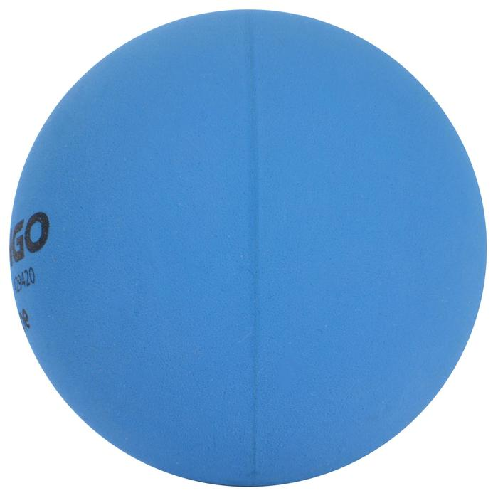 Beachtennis Ball blau