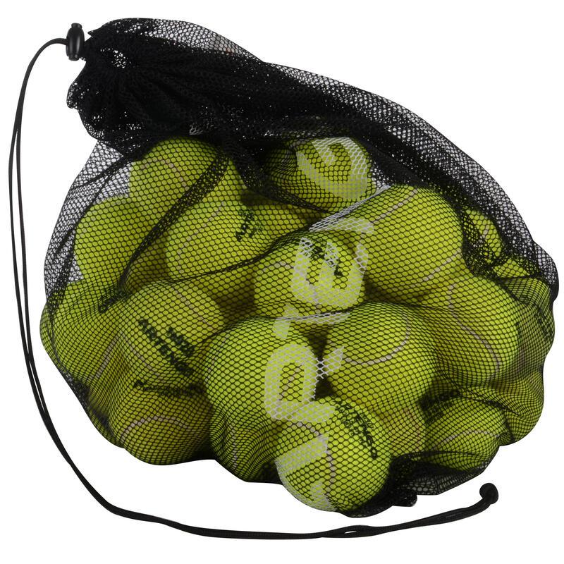 Krepšelis, 60 teniso kamuoliukų