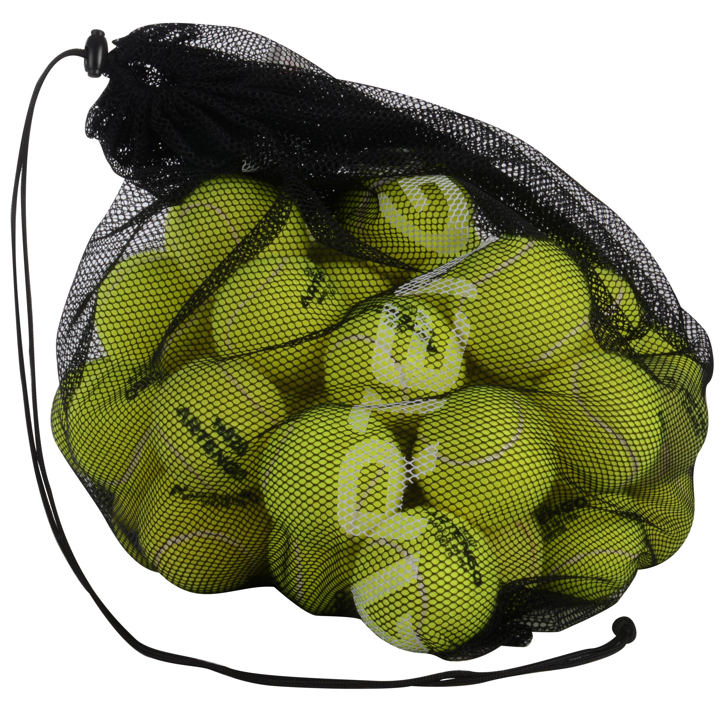 Husă plasă 60 mingi de tenis la Reducere poza