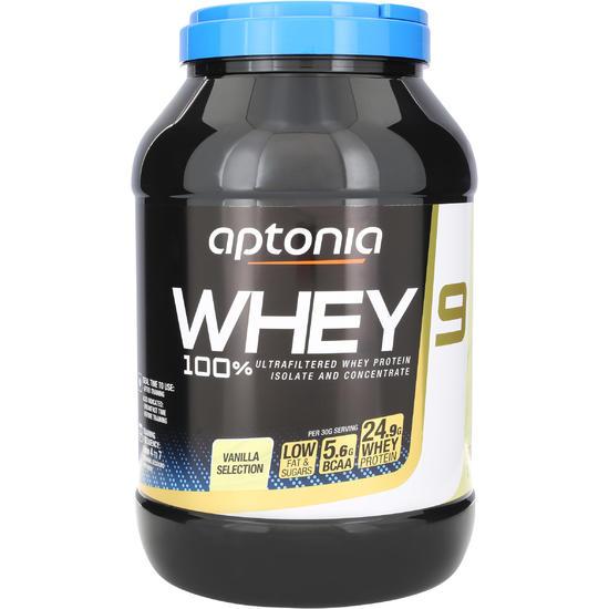Eiwitten Whey 9 chocolade 900 g - 42627