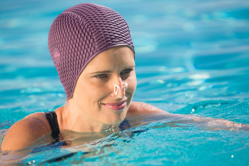 Kẹp mũi bơi có thể gập Nabaiji