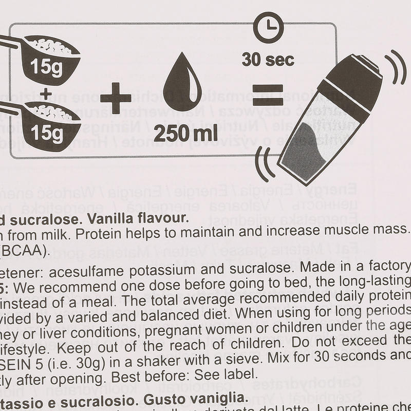 Whey 9 Protein 1.8kg Vanilla