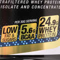 PROTEINS AND SUPPLEMENTS - Whey Protein 9 - Vanilla 900g DOMYOS