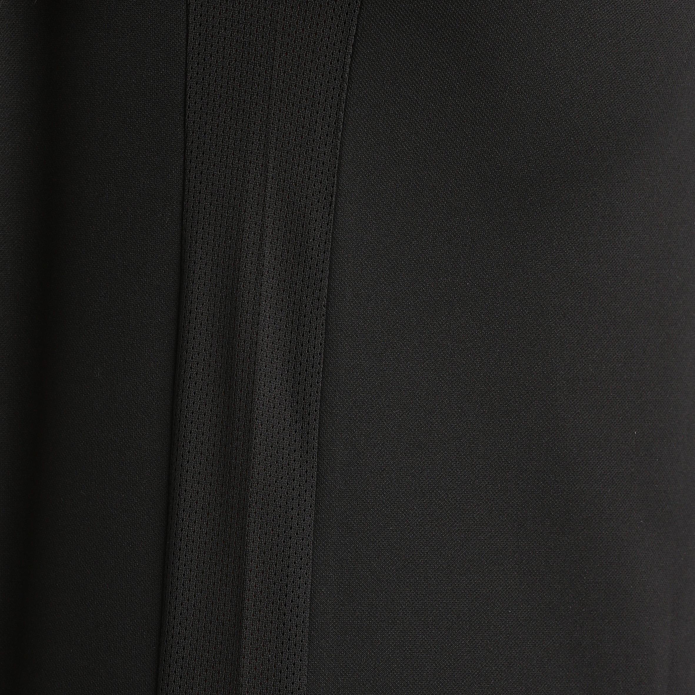 F100 Adult Football Jersey - Black