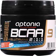BCAA 2.1.1 + glutamin, 90 žvečljivih tablet – rdeče jagodičje