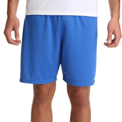 Pantaloneta de fútbol adulto F300 azul