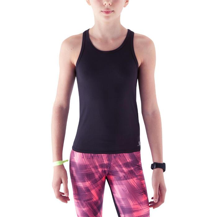Débardeur Gym Energy fille - 427084